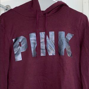 PINK Sweatshirt/Hoodie